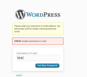 Changing administrator name for your WordPress install is not enough