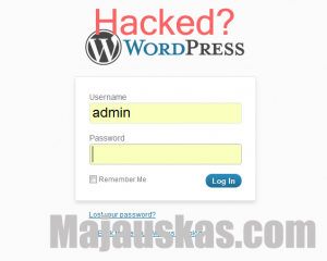 How to fix hacked WordPress site?