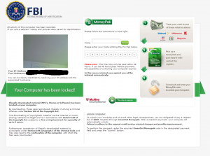 FBI Scam – 3 ways to remove it